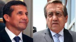Jorge del Castillo: Presidente Humala ha conformado una red de chuponeo