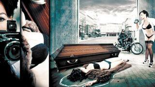 FOTOS: polémica en Polonia por sexy calendario lanzado por funeraria