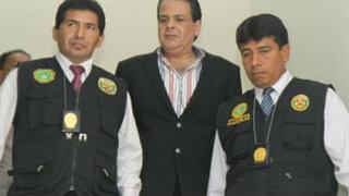 Miguel Chehade ya está en el penal San Jorge por el caso Andahuasi
