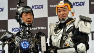 Robots utilizarán armas de electrochoque para combatir delincuencia