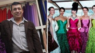 """Diseñador de modas Carlos Vigil vuelve a Lima con desfile """"Metrópolis"""""""