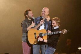 Gianmarco y Noel Schajris cuentan detalles de esperado concierto