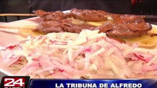 La Tribuna de Alfredo: Lo mejor en choncholí y rachi en 'El Rincón de Manolo'