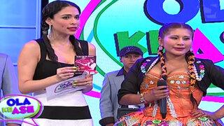 Baila al ritmo del huayno con Lupe Dulce Floricielo y su tema 'Mentiras'