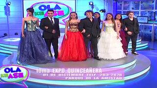 Lo mejor en vestidos en Expoferia Quinceañera, mira los exclusivos diseños
