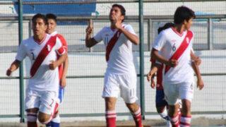 Selección peruana Sub-15 enfrenta hoy a Colombia en la final del Sudamericano