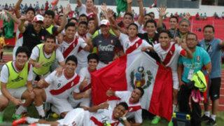 ¡Perú campeón! 'Jotitas' vencieron 1-0 a Colombia por Sudamericano sub 15