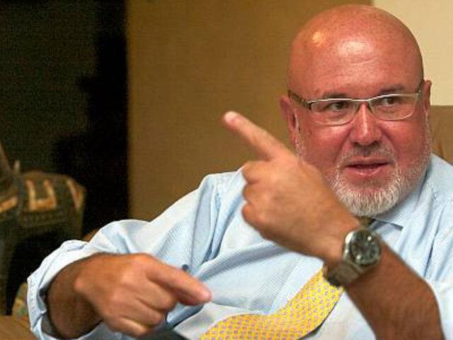 Carlos Bruce: