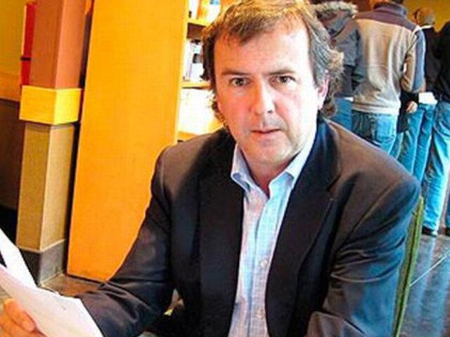 José Miguel Gamarra fue designado nuevo viceministro de Turismo