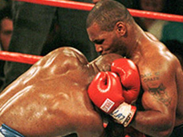 Mike Tyson volvería a pelear con boxeador al que le arrancó la oreja