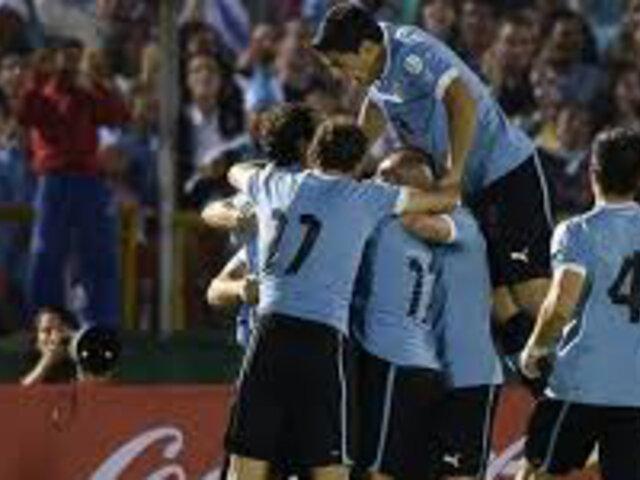 Uruguayos agotan en dos horas 50 mil entradas para repechaje contra Jordania