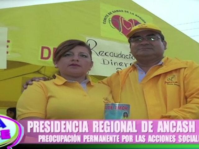 Ancash: campaña 'Cruzada de Amor' podrá ayudar a más niños enfermos