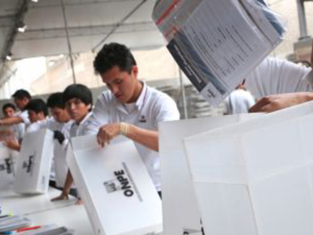 Elecciones se anularán si votos en blanco y nulos superan los dos tercios