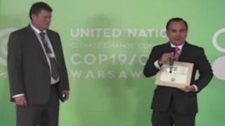Petramás: líder en gestión ambiental presenta informe sobre calentamiento global