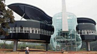 FOTOS: los más ingeniosos diseños arquitectónicos que deslumbran al mundo
