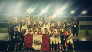 Después de 38 años el país volvió a gritar ¡Perú Campeón!