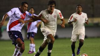 Universitario con muchos suplentes empató 2 a 2 ante José Gálvez