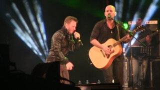 VIDEO: Los mejores momentos del concierto de Gianmarco y sus amigos