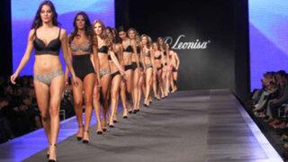 Sensualidad del 'Leonisa Fashion Show 2013' se robó todas las miradas