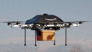 VIDEO: Amazon planea utilizar 'drones' para realizar entregas a domicilio