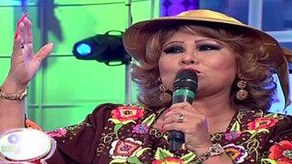 'Márchate': otro éxito musical de la 'Novia del Perú' Amanda Portales