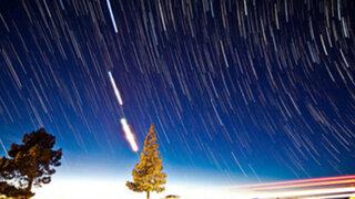 Aseguran que la Tierra recibirá el año nuevo con lluvia de meteoritos
