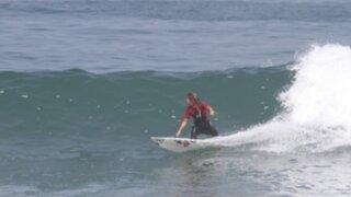Brissa Málaga: La mejor manera de apoyar al surf es protegiendo nuestras olas