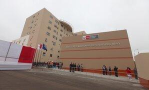 Colegio Médico alerta privatización del banco de sangre del INS de San Borja