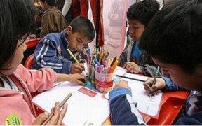 Pese a crecimiento Perú invierte menos en educación que países más pobres