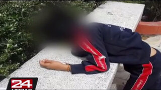Arequipa: escolar se quema parte del cuerpo durante experimento en colegio