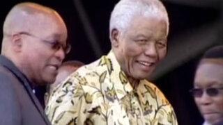 Noticias de las 7: el mundo de luto por la muerte de Nelson Mandela
