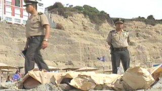 Barranco: hombre en estado de ebriedad se ahoga en playa Los Yuyos