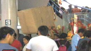 Mesa Redonda: informalidad es una 'bomba de tiempo' en época navideña