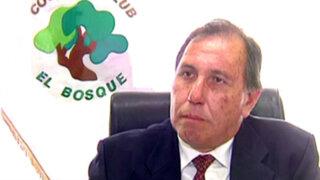 Country Club El Bosque admitió que realizó obras sin permiso