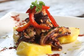La Tribuna de Alfredo: restaurant 'Z-10' nos ofrece un exquisito plato español