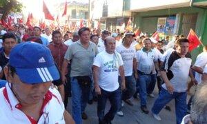 Loreto: multitudinaria marcha en Yurimaguas en la búsqueda de la paz