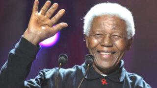 Líderes mundiales y artistas famosos lamentan partida de Nelson Mandela