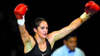 Kina Malpartida dejó de figurar como campeona mundial de la AMB