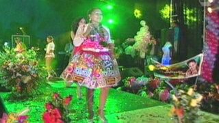 Grandes artistas hicieron gala del tercer aniversario de Dulce Floricielo