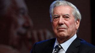 Vargas Llosa recibió el Premio Iberoamericano Libertad Cortes de Cádiz 2014