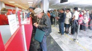 Sistema de pensiones: Frepap pide instalación inmediata de comisión para reforma