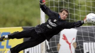 UTC pretende fichar a portero mundialista para afrontar Copa Sudamericana