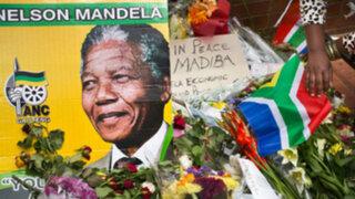 Sudáfrica: Parlamento realizará sesión especial en memoria de 'Madiba'