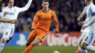 Real Madrid venció 2-0 al Copenhague y Cristiano Ronaldo quebró nuevo récord