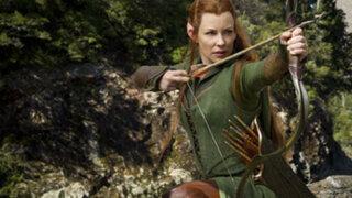 Tauriel: la elfo que dará que hablar en 'El Hobbit: La desolación de Smaug'