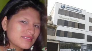 Denuncian negligencia médica en reconocida clínica de estética en San Borja