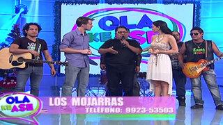 El rock llegó a Ola ke Ase con Los Mojarras y su exitoso tema 'Contigo Perú'