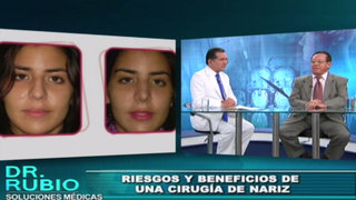 Soluciones Médicas: conozca los beneficios y riesgos de una cirugía en la nariz