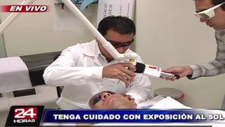 Dermatólogo brinda recomendaciones para el adecuado cuidado de la piel