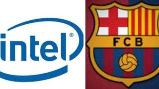 Barcelona e Intel firman insólito acuerdo de sponsoría nunca antes visto
